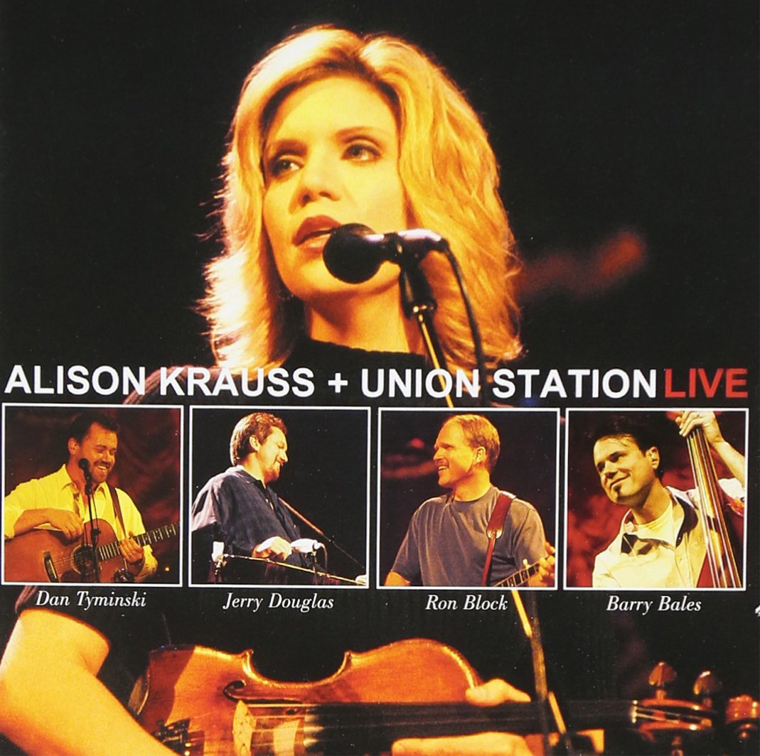 Alison Krauss & Union Station - Live by KRAUSS,ALISON