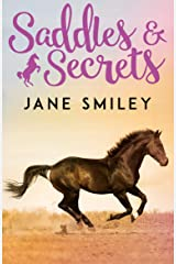 Saddles and Secrets (Riding Lessons) Kindle Edition
