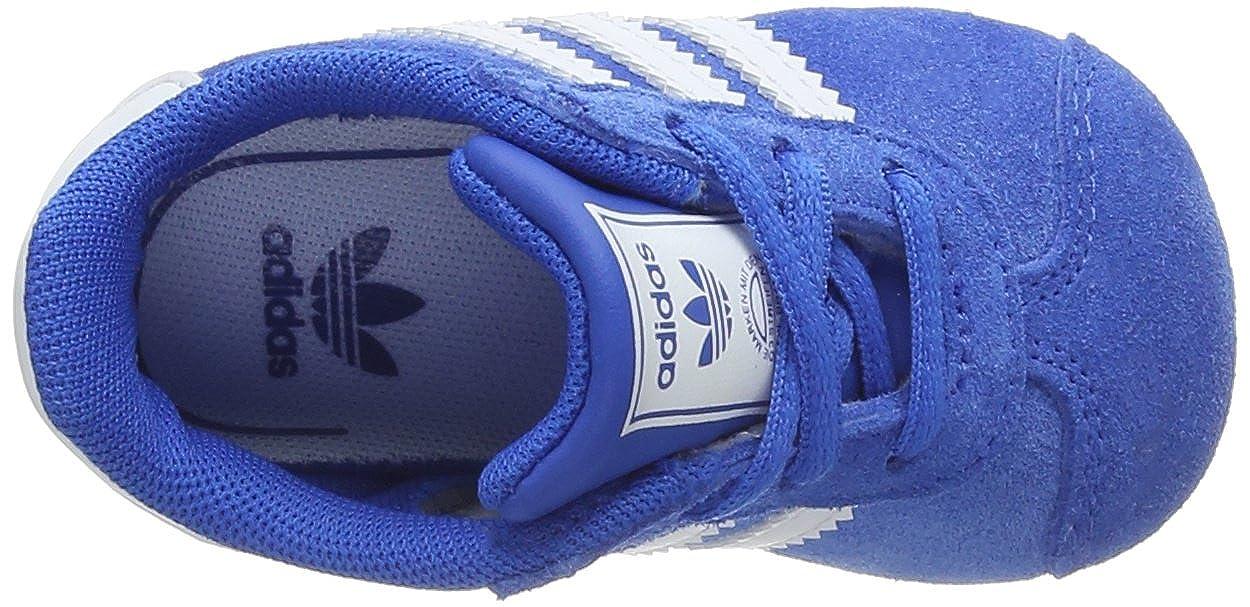 adidas Gazelle Crib, Zapatillas para Bebés: Amazon.es: Zapatos y complementos
