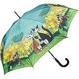 VON LILIENFELD Parapluie automatique à motif de chat / à motif Rosina Wachtmeister: All Together