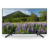 "Sony Kd-55Xf7096 - Televisor 55"" 4K HDR Led con Smart TV (Motionflow XR 400 Hz, 4K X-Reality Pro, Wi-Fi), Negro"