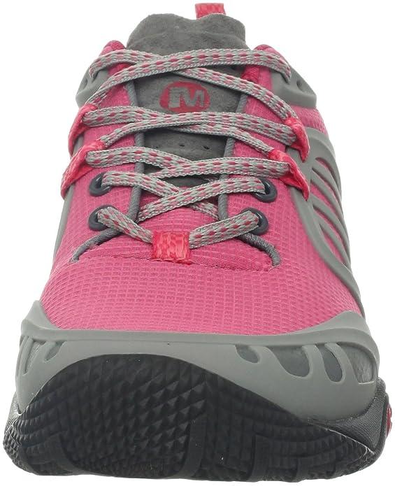 MerrellProterra Vim Sport - Botines de Senderismo Mujer, Color Rosa, Talla 42 EU B(M): Amazon.es: Zapatos y complementos