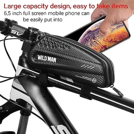 Leoie - Bolsa de Transporte para Bicicleta (Impermeable, Pantalla ...