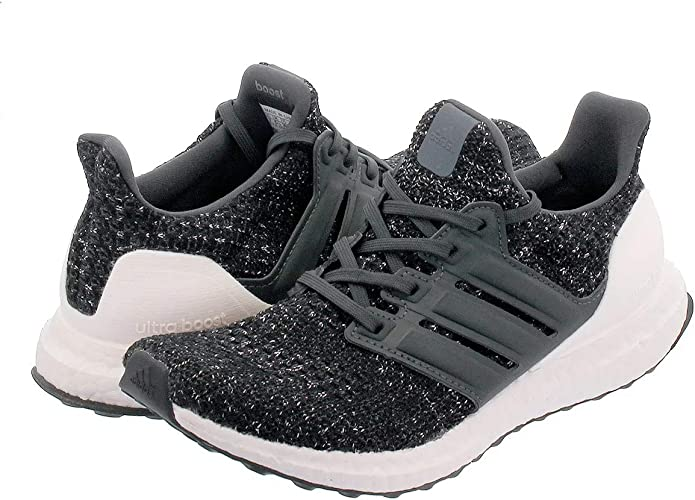 ULTRA BOOST W CORE BLACK/CARBON/ORCHID
