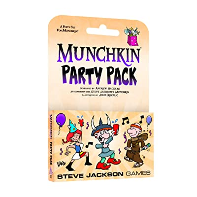 Munchkin Party Pack: Toys & Games