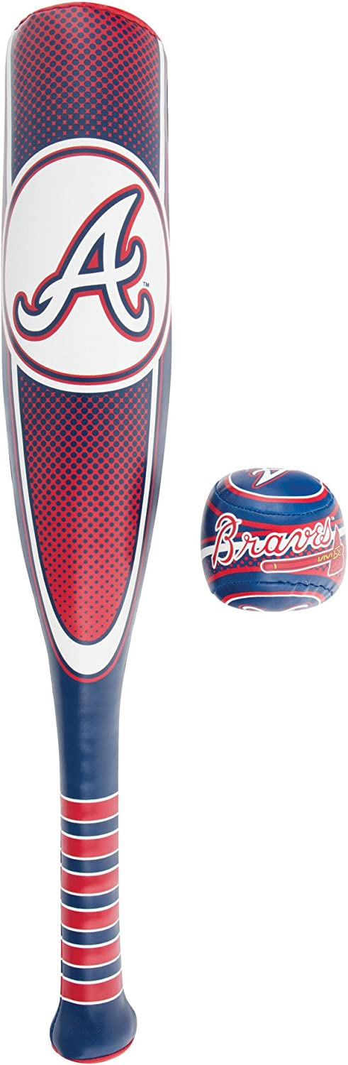 Franklin Sports MLB Soft Sport Bat /& Ball Set