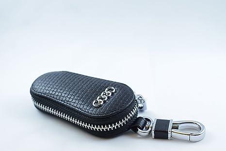 Amazon Com Luxury Car Key Holder Case Audi Hc005 Everything Else