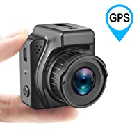 Deals on Cinlitek 1080P Dash Cam w/Full HD & GPS