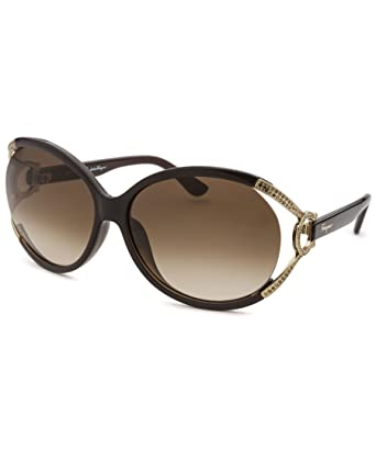 Gancino rectangle sunglasses Salvatore Ferragamo 2zVRF