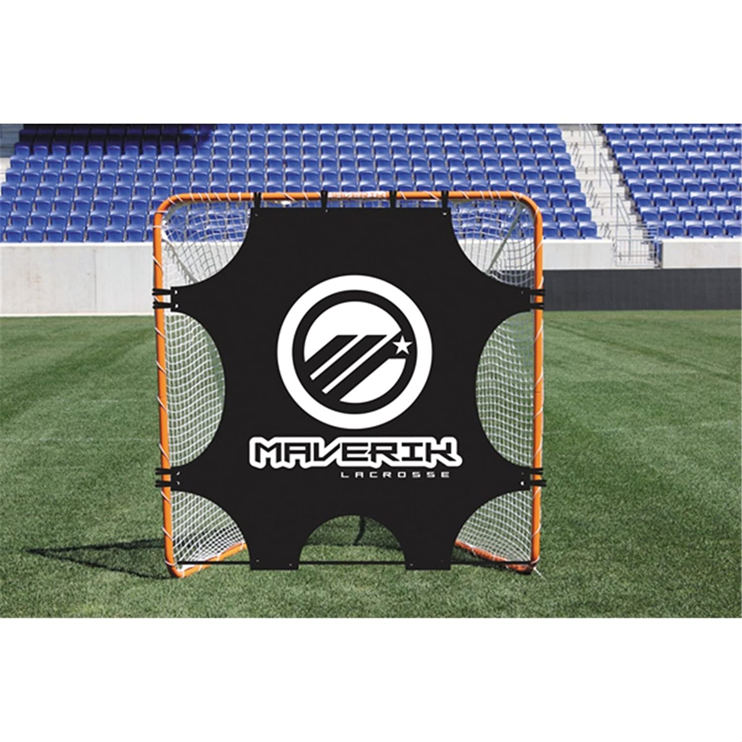 amazon com maverik paul wall lacrosse goal shooting target clothing