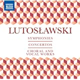 Symphonies/Concertos/Choral and Vocal Works