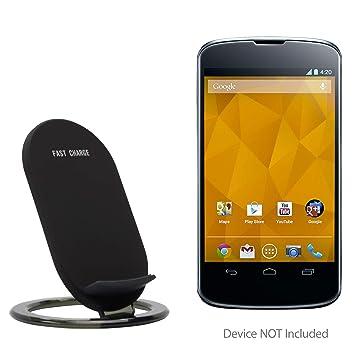 BoxWave® - Cargador para Nexus 4 (sin Cable) ¡Carga tu teléfono ...