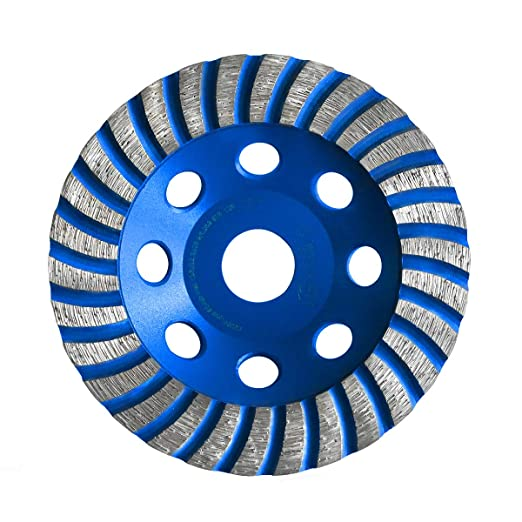6 opinioni per S&R Disco diamantato 125 Mola a tazza diamante 125 x 22,2 UNIVERSALE: cemento,