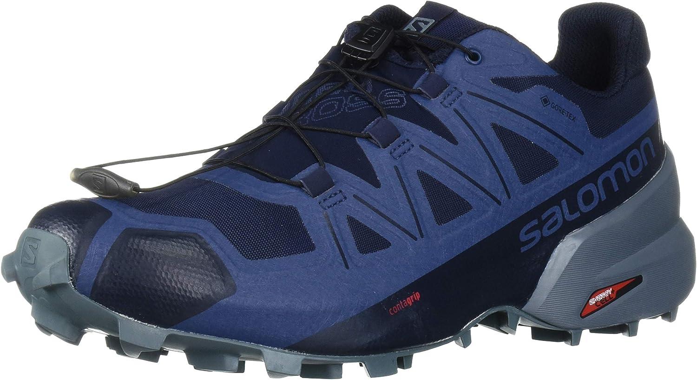 Salomon Men s Speedcross 5 GTX Trail Running Shoe