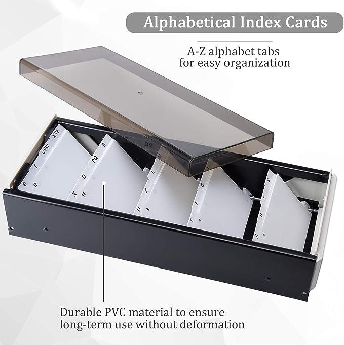 Index Card Case T Case of 12
