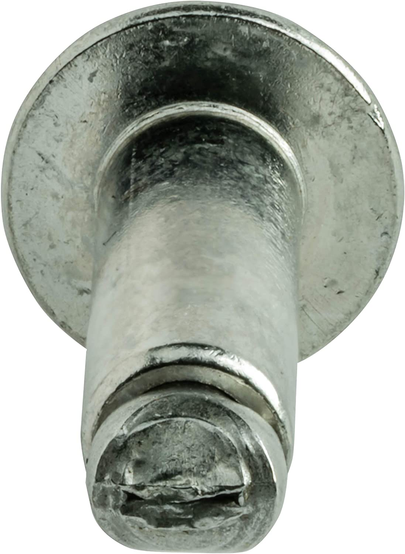 Aluminum Pop Rivets 5//32 x 1//2 Dome Head Blind 5-8 Gap .376 .500 Quantity 100 by Fastenere
