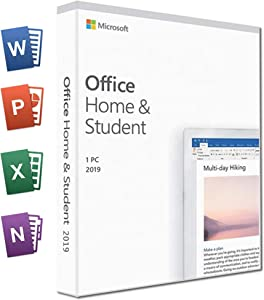 Office 2019 Home & Student | 1 PC or Mac | Lifetime license - one-time purchase