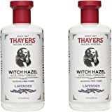 Thayer Lavender Witch Hazel aewQVY, 12 Fluid Ounce, (Packaging may vary) (Pack of 2)