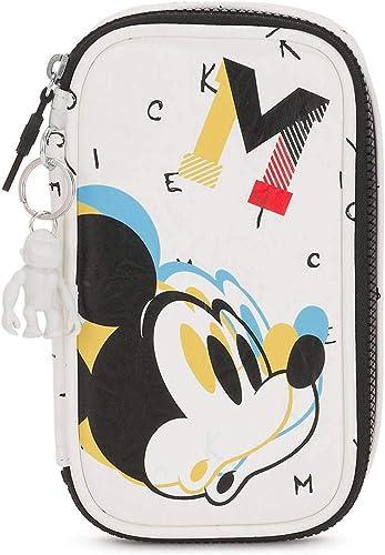 Kipling Disney Minnie Mouse y Mickey Mouse - Estuche impreso para 50 bolígrafos, Multi (Keep It Classic), Talla única: Amazon.es: Zapatos y complementos