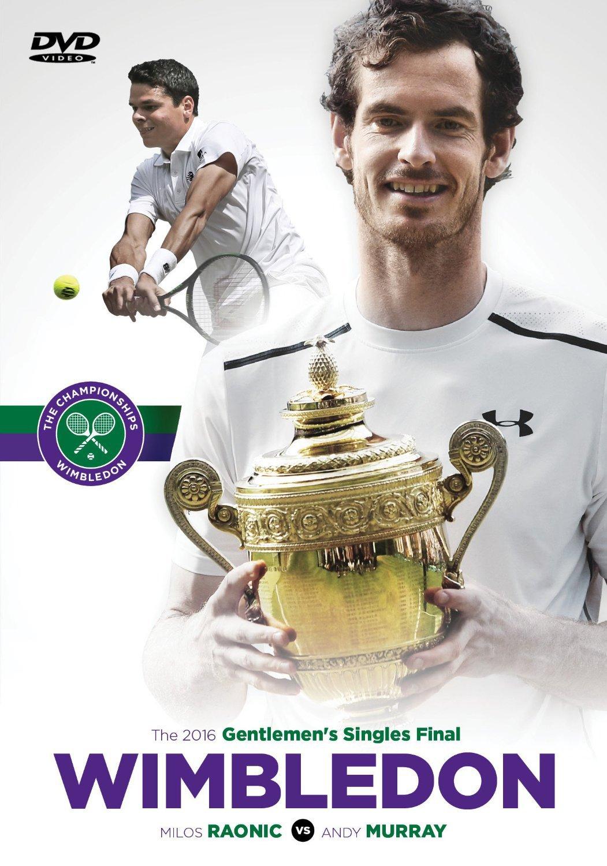 Wimbledon: 2016 Men\'s Final - Andy Murray V Milos Raonic DVD: Amazon ...