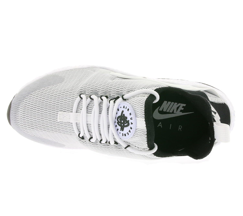 NIKE Women's Running Air Huarache Run Ultra Running Women's Shoe B01DZ7F23Y 6 B(M) US|White/White-black f89923
