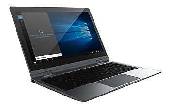 "ODYS Vario Pro 12 Gris Portátil 29,5 cm (11.6"") 1366 x"