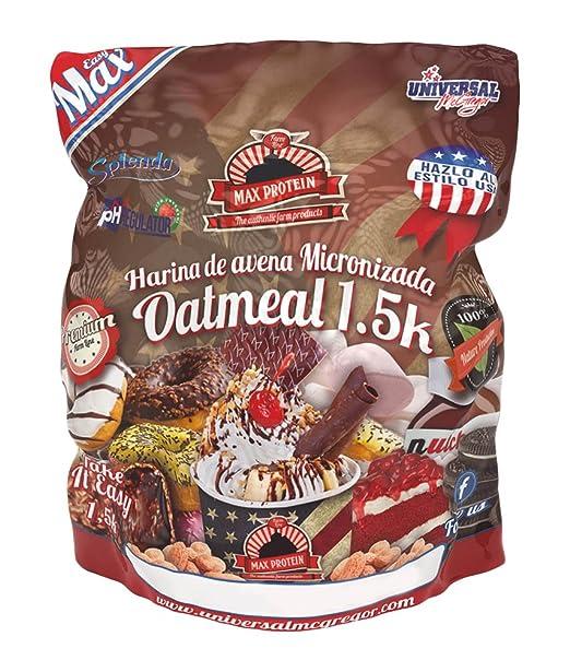 14 opinioni per Farine D'avena Cheesecake 1,5 kg Max Protein