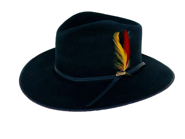 0b391576 Stetson SFDUNEB-1639 Dune Hat at Amazon Men's Clothing store: Cowboy Hats