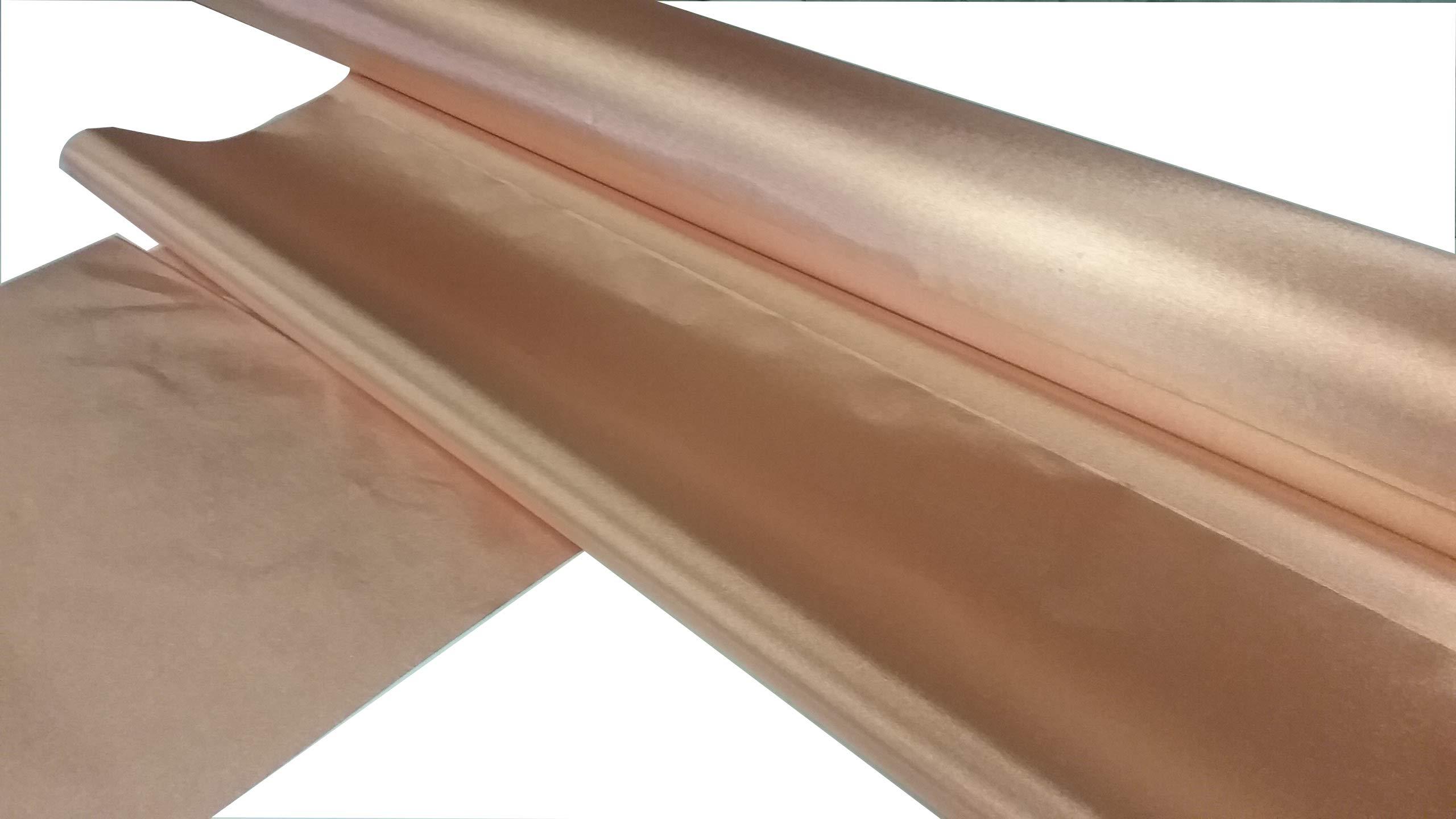 Smart Meter Filter, Cell Signal Blocking, WiFi Blocking Nickel/Copper Fabric. (3 Linear feet)