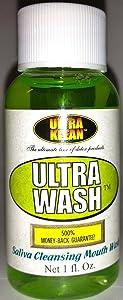 Ultra Klean - 1 oz Mouthwash - Salvia Cleansing Mouth Wash