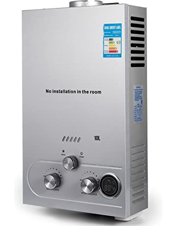 Cueffer LPG Calentador de Agua Calentador de Agua de Gas Licuado 36KW Calentador de Agua Automático