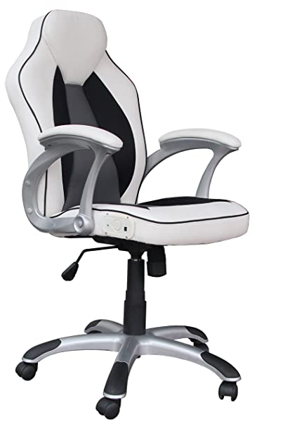 Awesome Amazon Com X Rocker 0287401 Executive Office Chair With Machost Co Dining Chair Design Ideas Machostcouk