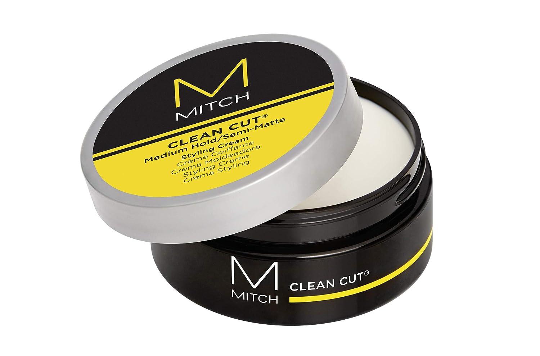 Amazon.com: Mitch Clean Cut Styling Hair Cream: Premium Beauty
