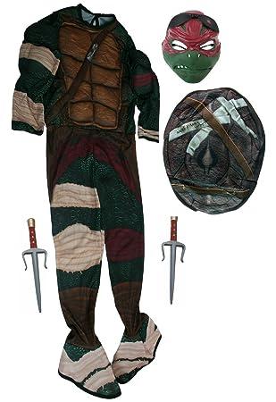 Amazon.com: Rubies Disfraz de Raphael Teenage Mutant Ninja ...