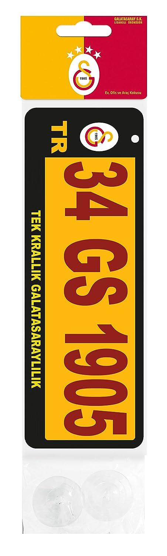 Galatasaray Istanbul Auto PKW Duft KFZ-Kennzeichen