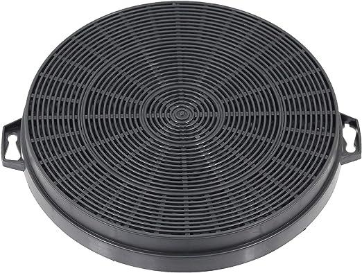 Spares2go de carbono rejilla de filtro de color para Cata CH60SS CH70SS CH90SS de cocina Extractor capucha para traje de buzo: Amazon.es: Hogar