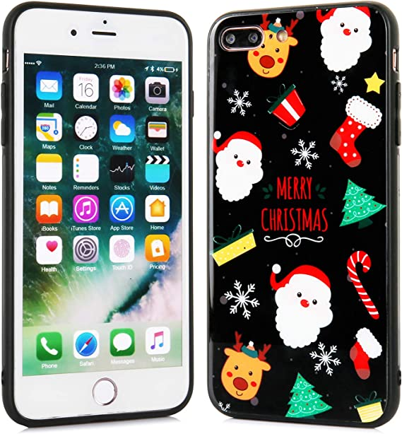 Christmas Pattern Santa Claus iphone case
