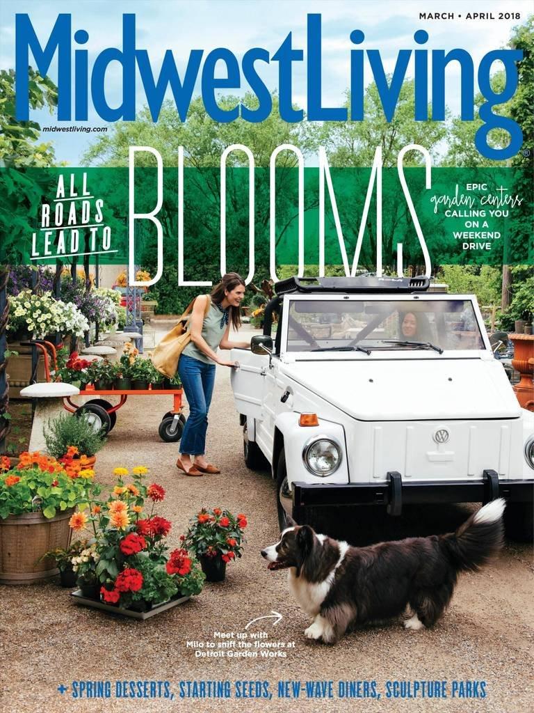 Midwest LivingPrint Magazine
