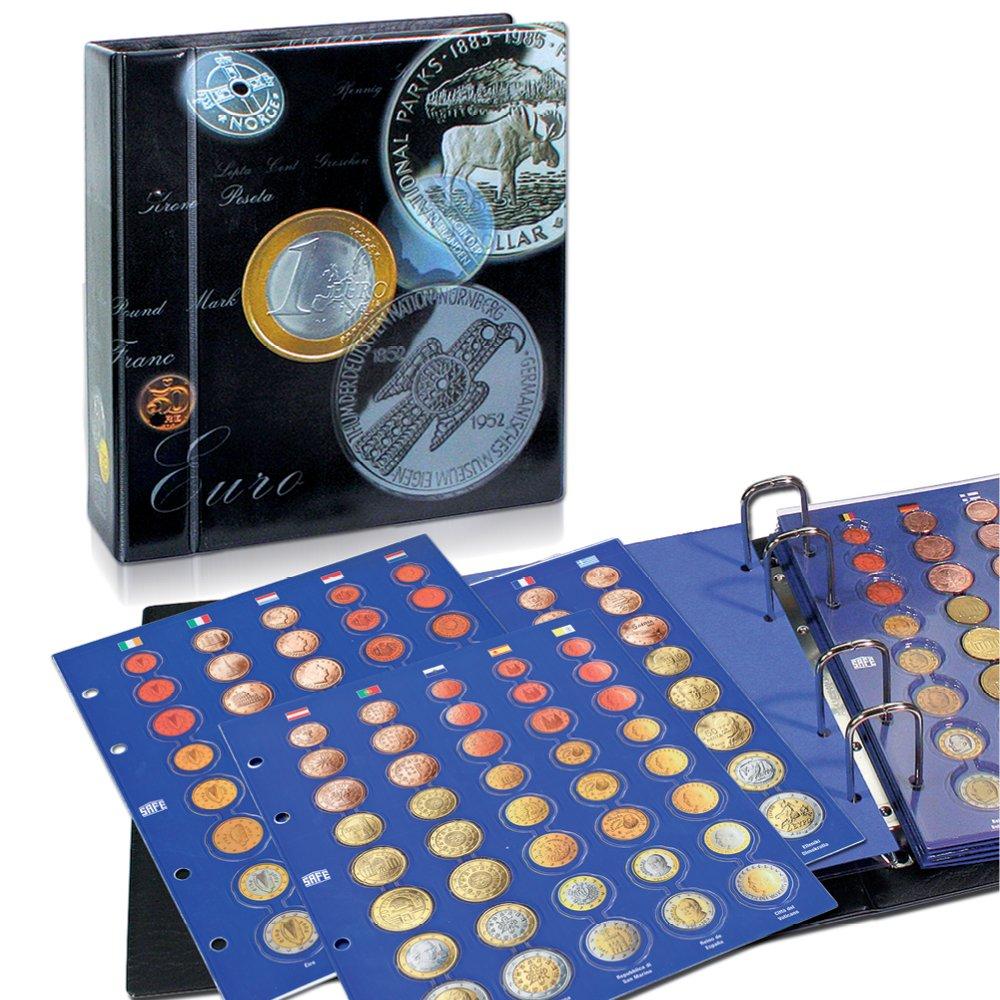Cent TopsetFür Alle Euromünzensätze Bis Euromünzen Sammelalbum 1 2 8wOkNn0PX