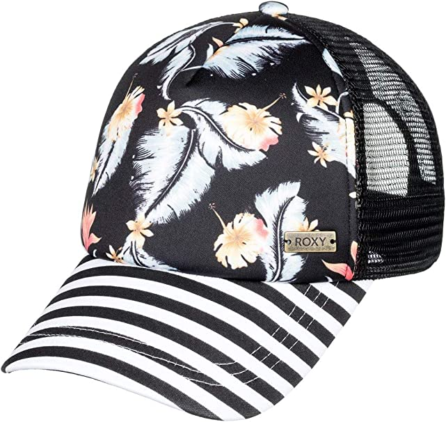 Roxy Water Come Down Cap, Mujer, Anthracite Tropical Love s, 1SZ ...