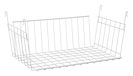 ClosetMaid 6222 Hanging Basket For Wire Shelving
