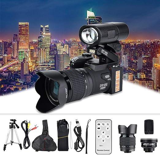 Cámara Digital, 33MP HD D7300 Control Remoto Cámara de Videocámara ...