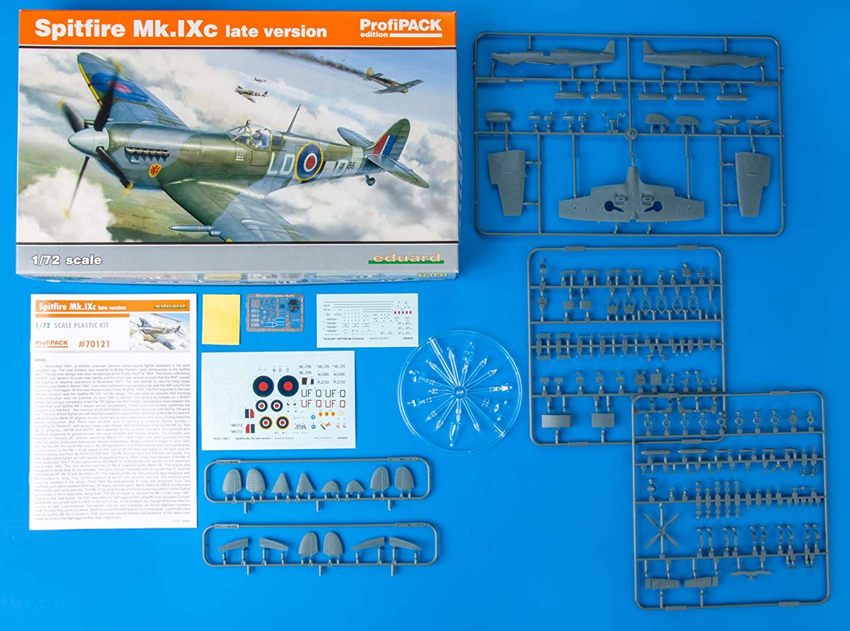 Unbekannt Eduard Plastic Kits 70121 Modellbau