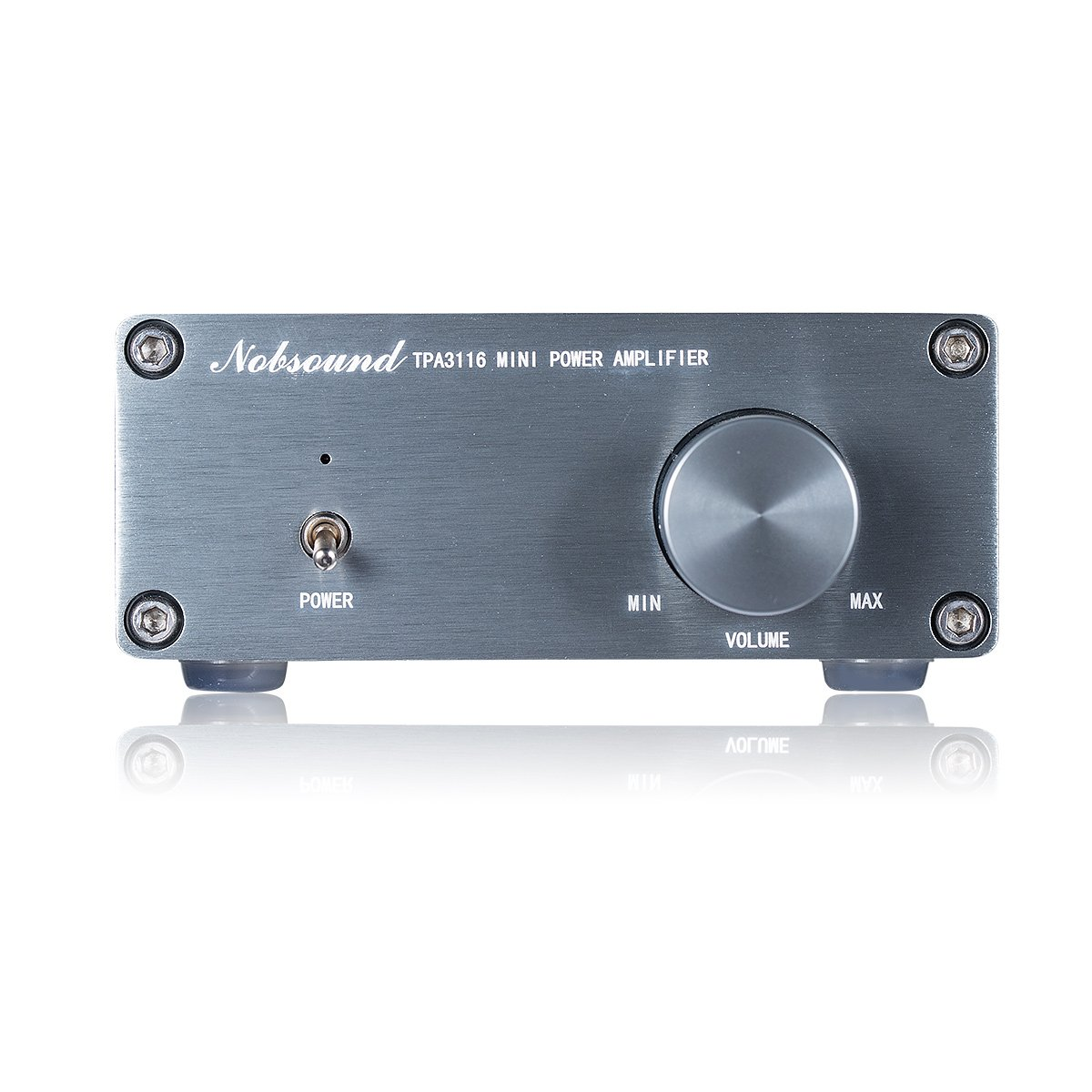 Nobsound Mini Tpa3116 Audio Hifi 20 Channel Stereo Wholesale Class D Amplifier 2x 80w Circuit Design Tda7498 Output Digital Power 50wx2 Diy Home Theater
