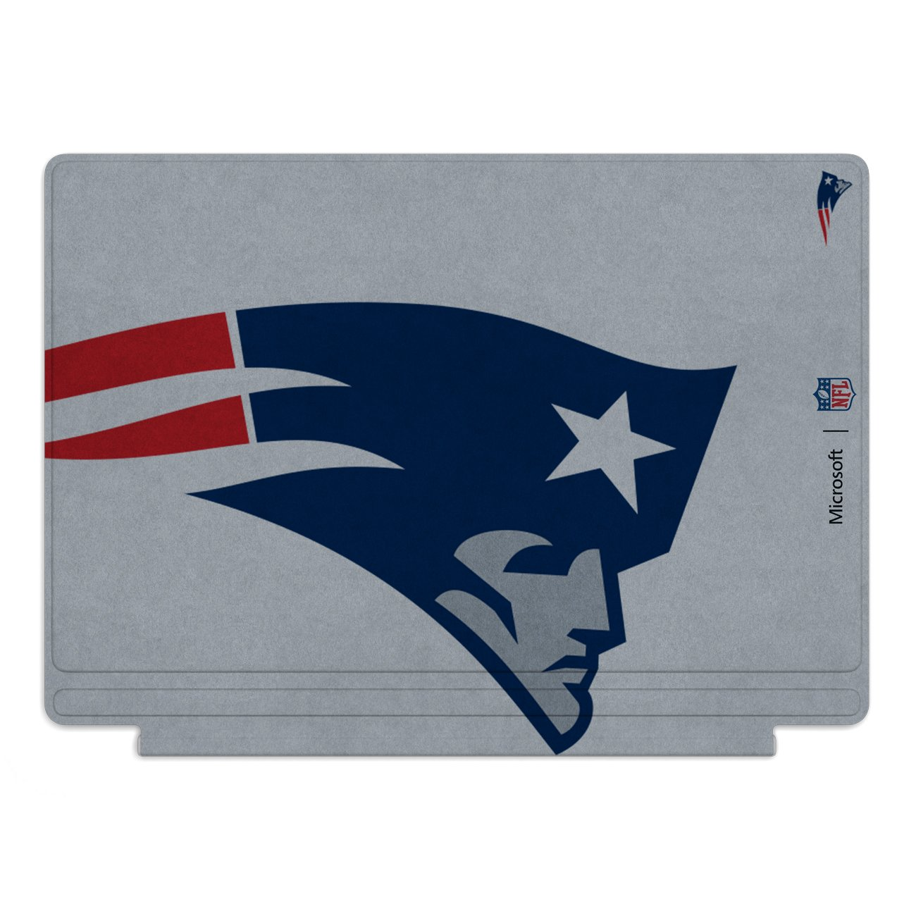 Microsoft Surface Pro 4 Special Edition NFL Type Cover (New England Patriots) by Microsoft