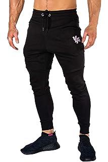 ded64e5e303332 YoungLA Jogger Pants for Men Slim Fit Workout Sports Activewear Gym 202