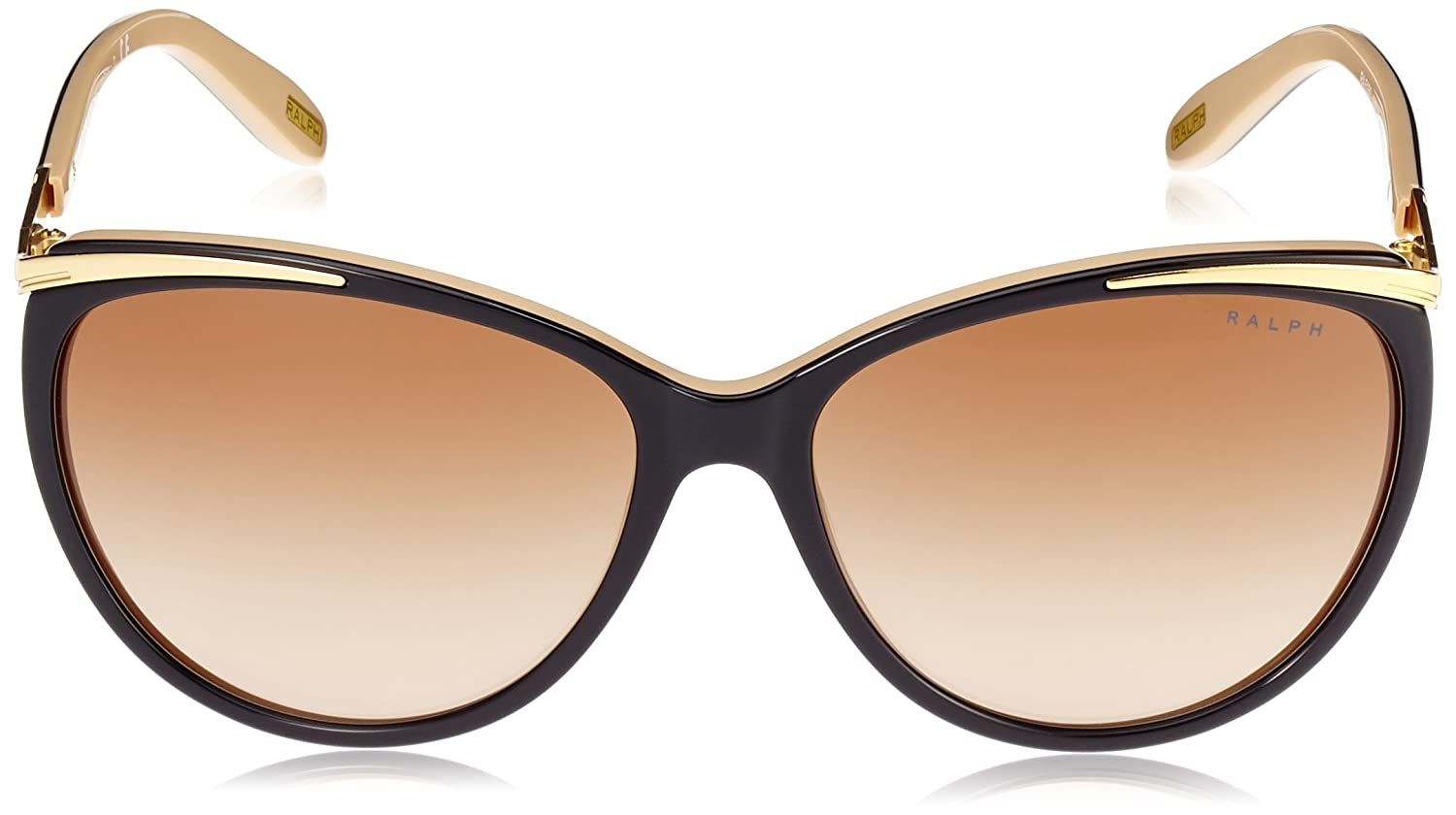 Amazon.com: Ralph by Ralph Lauren Womens 0ra5150 Cateye ...