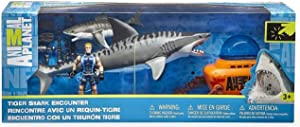 Blip Animal Planet Tiger Shark Encounter Playset