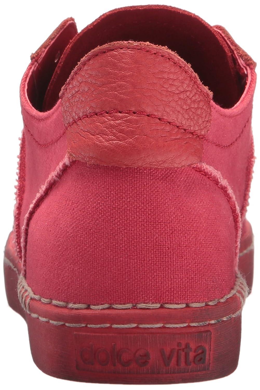 Dolce Vita Women's Zalen Fashion Sneaker B01LDK4DKS 10 B(M) US|Red