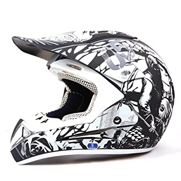 DUEBEL Bull Fight Cascos Integrales BMX/MTV / Cross Country, Cascos de Motocross (